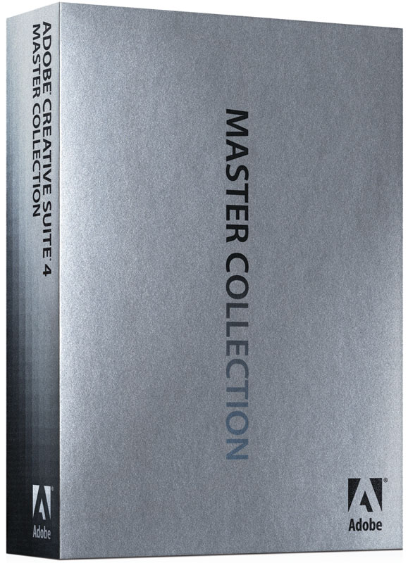 Software Adobe Master Collection CS4 PARA MAC