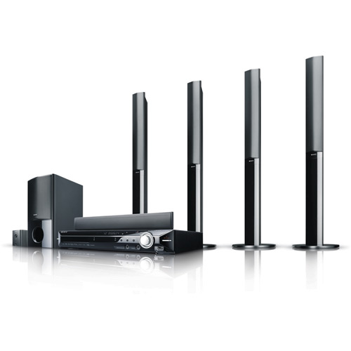 Home Theater DVD 5.1 Sony DAV FZ900KW 2