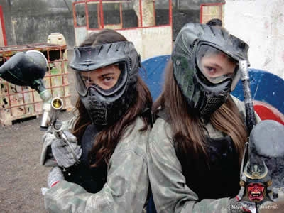 Venda de Acessórios de Paintball - Megaplay Paintball