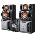Mini System 3 Cds 1100 Watts RMS MP3  - MX-C870/XAZ - Samsung
