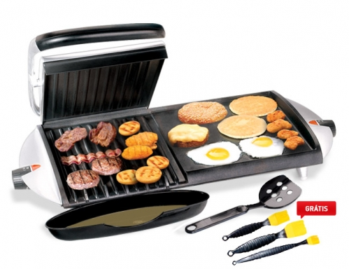 CHAPA GRILL GEORGE FOREMAN POLISHOP