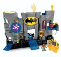 Batcaverna Imaginext Super Friends Batman
