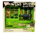 Tech Deck Kit Skate Shop