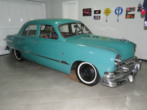 ford customs 51