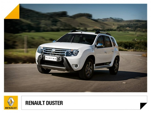 O Carro da Renault - Duster TechRoad