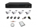Kit DVR Intelbras