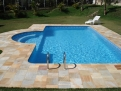 Borda para Piscina - Pedra Colonial