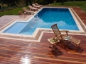 Deck de Madeira para Piscinas - Color Systems 7