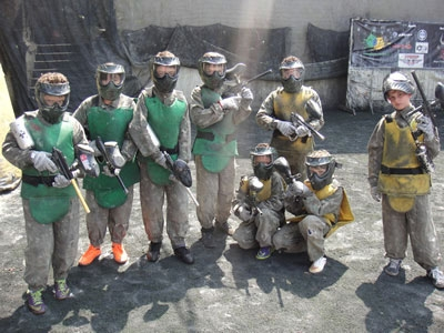 Paintball - Mega Play Paintball